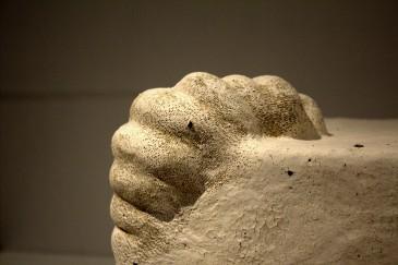 The Room, 2013, Stoneware, 24x24x24cm