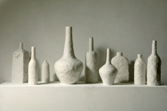 The Containers, 2013, porcelain, various sizes
